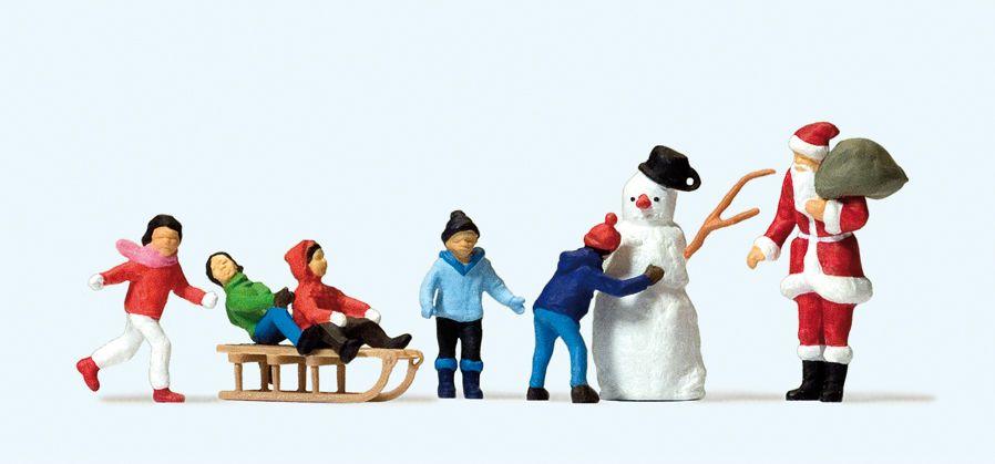 1:87 Weihnachtsszenen  | günstig bestellen bei Modelleisenbahn Center  MCS Vertriebs GmbH