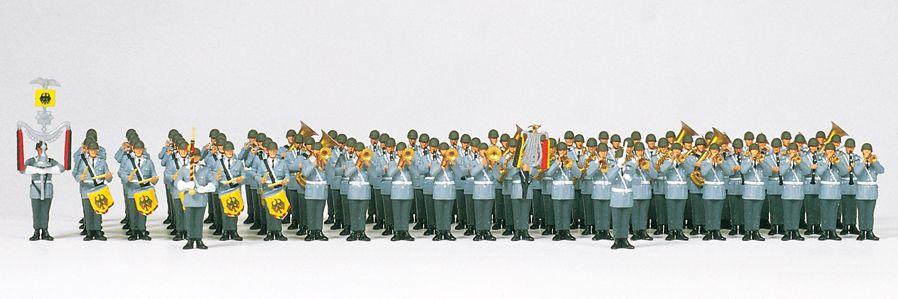 1:87 Superset:  BW Stabsmusikkorps der Bundeswehr, stehend - Preiser  - 83 exclusiv bemalte Figuren | günstig bestellen bei Modelleisenbahn Center  MCS Vertriebs GmbH