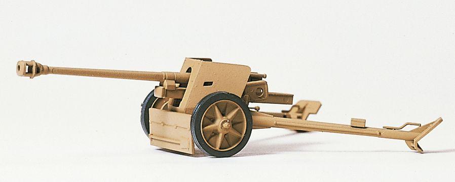 1:87 EDW 7,5 cm PAK 40 DR, Bausatz- Preiser 16535  | günstig bestellen bei Modelleisenbahn Center  MCS Vertriebs GmbH