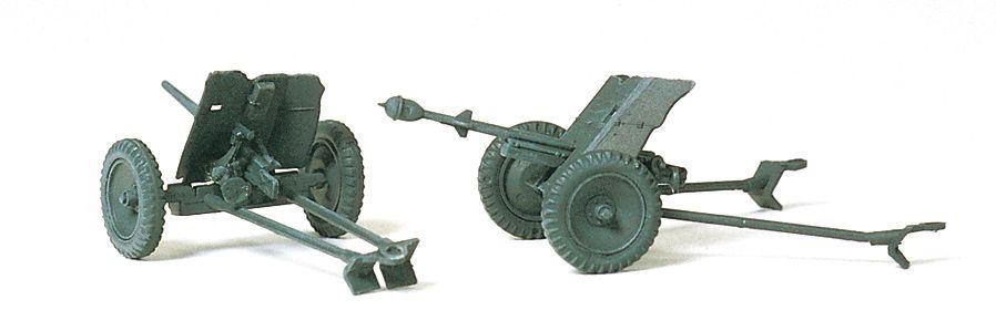 1:87 EDW 3,7 cm PAK L-45, Bausatz- Preiser 16549  | günstig bestellen bei Modelleisenbahn Center  MCS Vertriebs GmbH