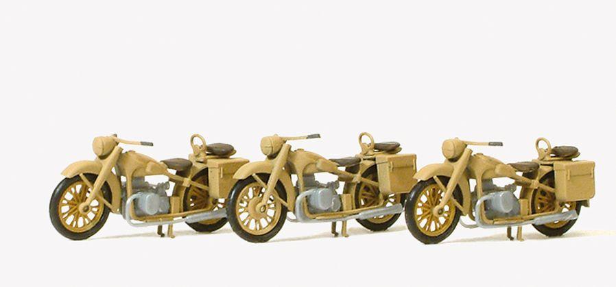 1:87 EDW Motorrad BMW R 12, Bausatz, 3 St.- Preiser 16572  | günstig bestellen bei Modelleisenbahn Center  MCS Vertriebs GmbH