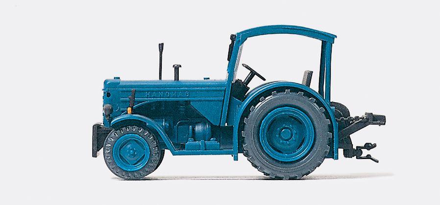 1:87 Hanomag R55 Forstwirtschaft, Fertigmodell- Preiser 17916  | günstig bestellen bei Modelleisenbahn Center  MCS Vertriebs GmbH