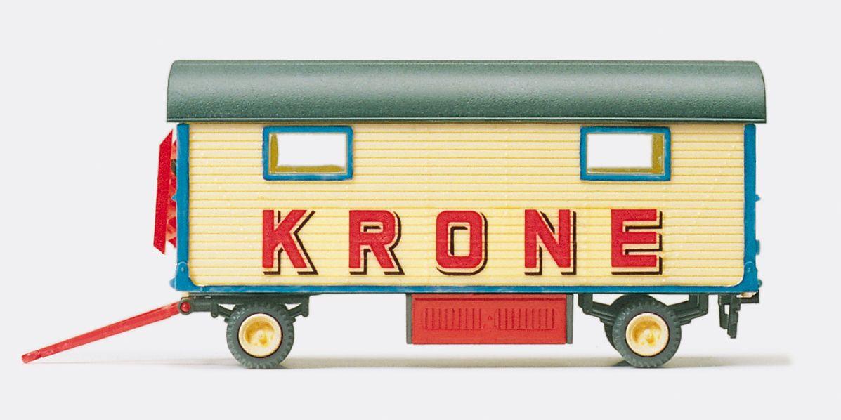 1:87 Zirkus Krone Packwagen, Fertigmodell- Preiser 21017  | günstig bestellen bei Modelleisenbahn Center  MCS Vertriebs GmbH