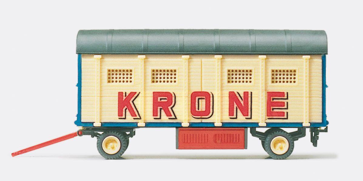 1:87 Zirkus Krone Käfigwagen Fertigmodell- Preiser 21018  | günstig bestellen bei Modelleisenbahn Center  MCS Vertriebs GmbH
