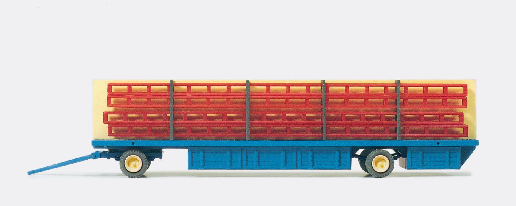1:87 Zirkus Krone Masttransportwagen, Fertigmodell - Preiser 21024  | günstig bestellen bei Modelleisenbahn Center  MCS Vertriebs GmbH