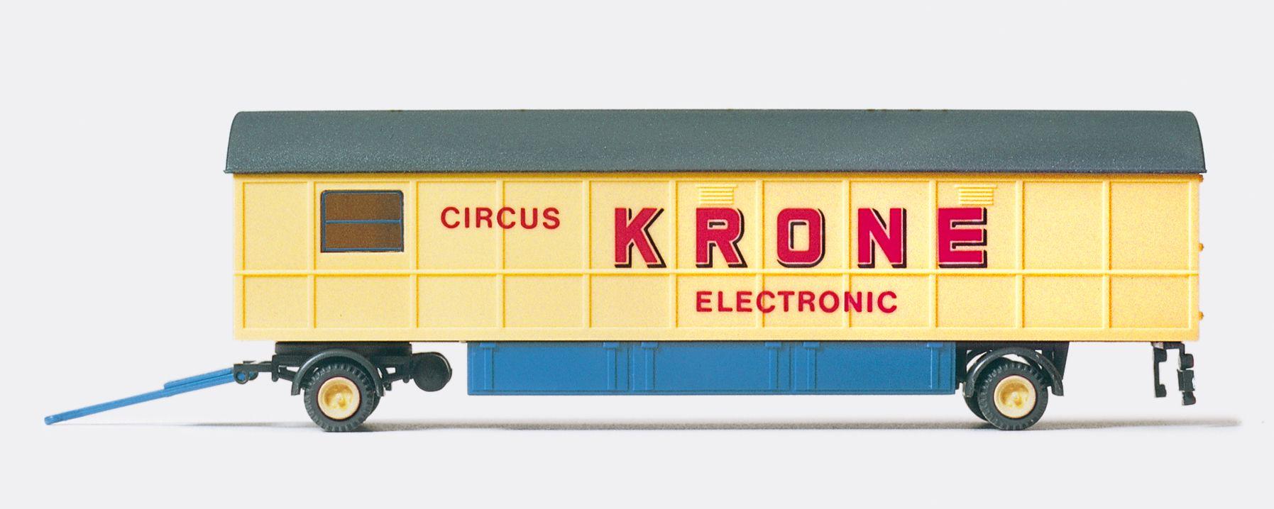 1:87 Zirkus Krone Electronik- Wagen, Fertigmodell- Preiser 21030  | günstig bestellen bei Modelleisenbahn Center  MCS Vertriebs GmbH