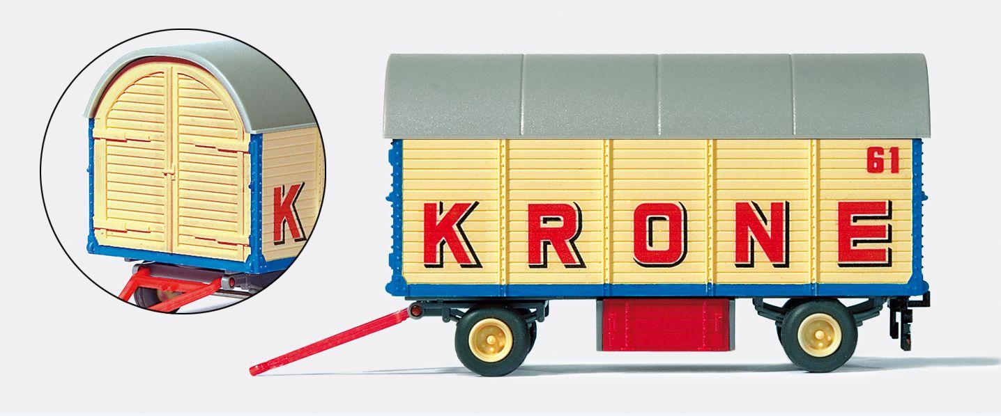 1:87 Packwagen Zirkus Krone  | günstig bestellen bei Modelleisenbahn Center  MCS Vertriebs GmbH