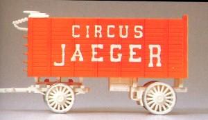 1:87 Zirkus Packwagen ohne Pferde, FM - Preiser 22105  | günstig bestellen bei Modelleisenbahn Center  MCS Vertriebs GmbH