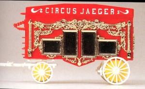1:87 Zirkus Spiegelwagen ohne Pferde, FM - Preiser 22106  | günstig bestellen bei Modelleisenbahn Center  MCS Vertriebs GmbH