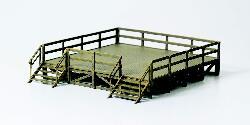 1:87 Tanzboden, Bausatz - Preiser 24705  | günstig bestellen bei Modelleisenbahn Center  MCS Vertriebs GmbH