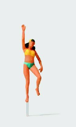 1:87 Beach-Volleyball 1 - Preiser 28062  | günstig bestellen bei Modelleisenbahn Center  MCS Vertriebs GmbH