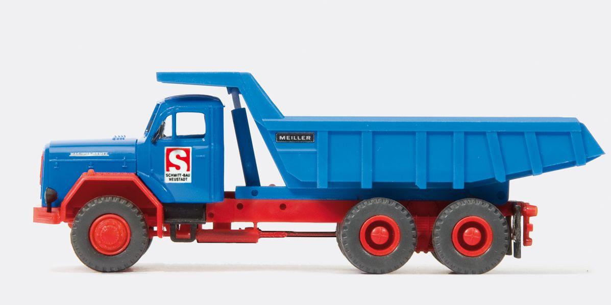 1:87 Muldenkipper Magirus  F230D22  | günstig bestellen bei Modelleisenbahn Center  MCS Vertriebs GmbH
