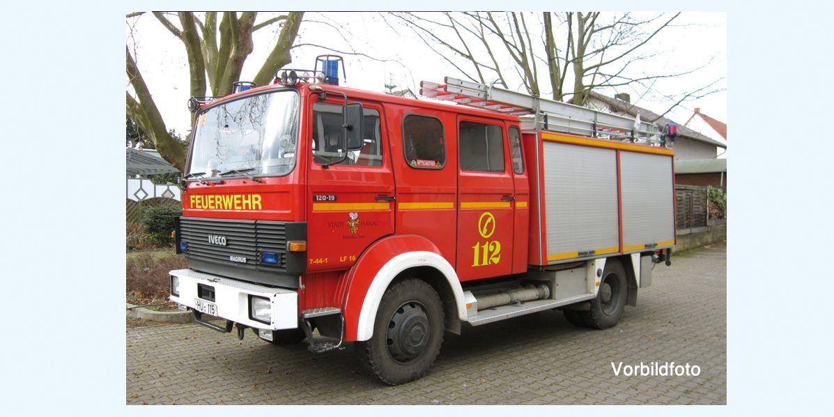 1:87 Iveco Mag. MK 120-19LF16  | günstig bestellen bei Modelleisenbahn Center  MCS Vertriebs GmbH