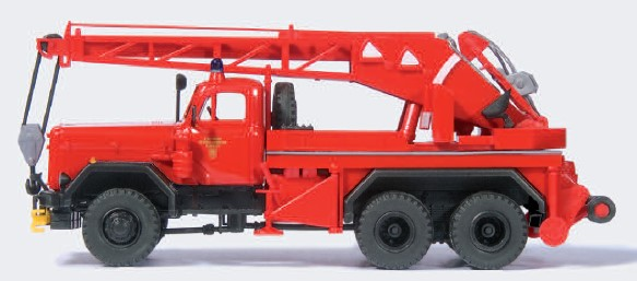 Kranwagen KW16, Magirus 250 D 25A - Preiser 35033  | günstig bestellen bei Modelleisenbahn Center  MCS Vertriebs GmbH
