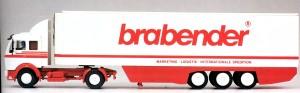 1:87 Sattelzug MB 1625S Spedition Brabender, FM - Preiser 38009  | günstig bestellen bei Modelleisenbahn Center  MCS Vertriebs GmbH