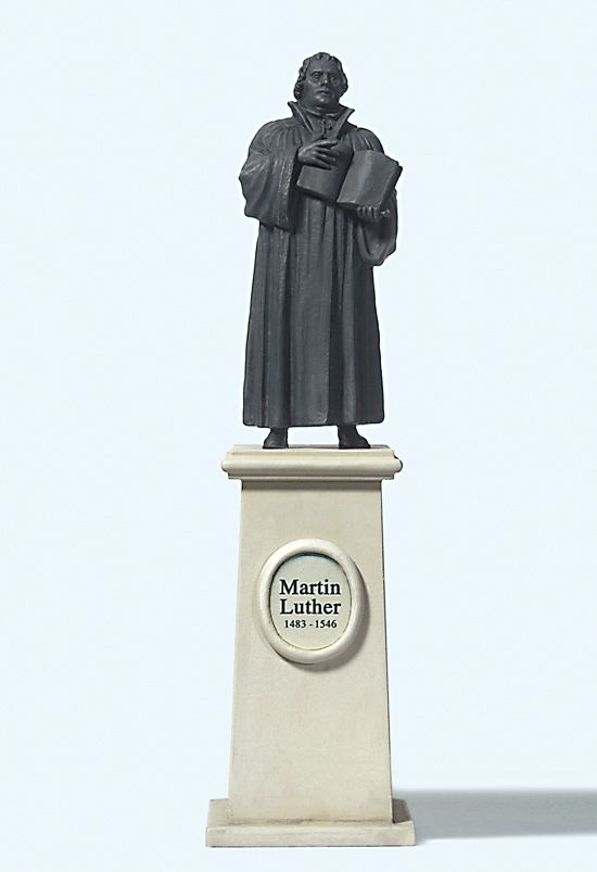 1:22,5 1:87 Martin Luther Denkmal  | günstig bestellen bei Modelleisenbahn Center  MCS Vertriebs GmbH