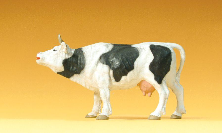 1:25 Kuh, brüllend - Preiser 47002  | günstig bestellen bei Modelleisenbahn Center  MCS Vertriebs GmbH
