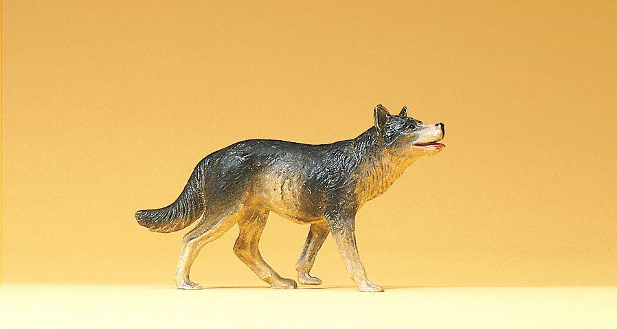1:25 Wolf - Preiser 47526 Art.Nr.663-47526