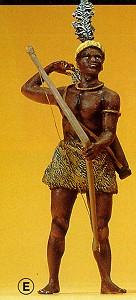 Preiser Adam - Nubischer Krieger, 1000-1200 c.Chr.