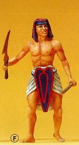 Preiser Figur Adam - Ägyptischer Fussoldat