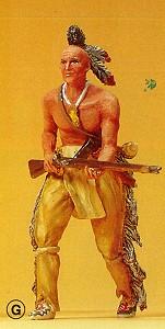 Preiser Adam - Waldindianer vom Stamme der Irokesen