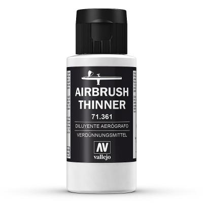 Verdünner für Vallejo Airbrush-Farben, 60ml  | günstig bestellen bei Modelleisenbahn Center  MCS Vertriebs GmbH