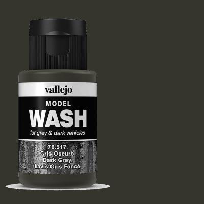 Alterungsfarbe grau dunkel  - Vallejo Washes  | günstig bestellen bei Modelleisenbahn Center  MCS Vertriebs GmbH