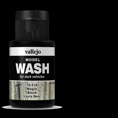 Alterungsfarbe schwarz - Vallejo Washes  | günstig bestellen bei Modelleisenbahn Center  MCS Vertriebs GmbH