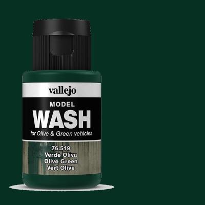 Alterungsfarbe olivgrün - Vallejo Washes    günstig bestellen bei Modelleisenbahn Center  MCS Vertriebs GmbH
