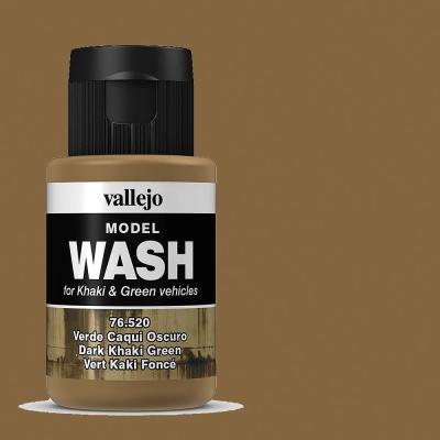 Alterungsfarbe dunkles Khaki - Vallejo Washes  | günstig bestellen bei Modelleisenbahn Center  MCS Vertriebs GmbH