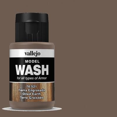 Alterungsfarbe dunkles erdbraun - Vallejo Washes  | günstig bestellen bei Modelleisenbahn Center  MCS Vertriebs GmbH