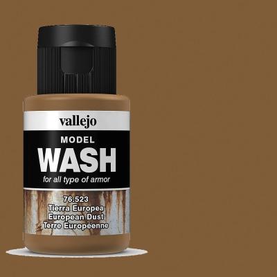 Alterungsfarbe Staub braun - Vallejo Washes  | günstig bestellen bei Modelleisenbahn Center  MCS Vertriebs GmbH