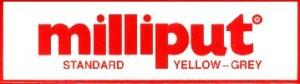 Milliput Modelliermasse Standard, gelb-grau, Tube mit 113g  - Verarbeitungshinweise s. Details | günstig bestellen bei Modelleisenbahn Center  MCS Vertriebs GmbH