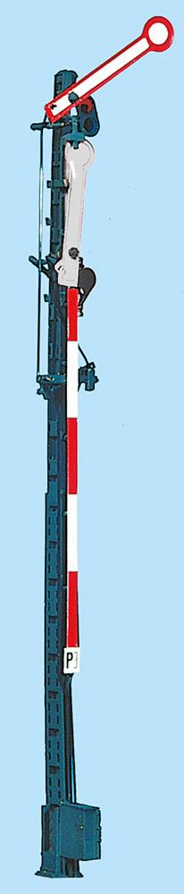 H0 Hauptsignal Schmalmast einflügelig unbeleuchtet mit 10m Mast - Weinert 0501  - Bausatz | günstig bestellen bei Modelleisenbahn Center  MCS Vertriebs GmbH