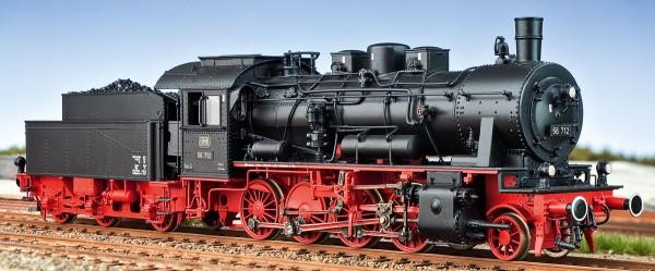 DRG BR 56.2-8 mit Führerausaufsatz – Weinert 100093 - mit RP25-Radsätzen | günstig bestellen bei Modelleisenbahn Center  MCS Vertriebs GmbH