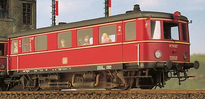 DB VT 70 918-951 - DRG 135?061-064 - Weinert 100101 - mit RP25-Radsätzen | günstig bestellen bei Modelleisenbahn Center  MCS Vertriebs GmbH