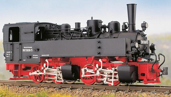 H0m BR 99 5906 Schmalspur-Dampflok der Harz-Querbahn - Weinert 100106 - mit Faulhaber-Motor | günstig bestellen bei Modelleisenbahn Center  MCS Vertriebs GmbH