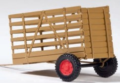 Spur 0 Einachs-Anhänger für Viehtransport - Weinert 25681  | günstig bestellen bei Modelleisenbahn Center  MCS Vertriebs GmbH