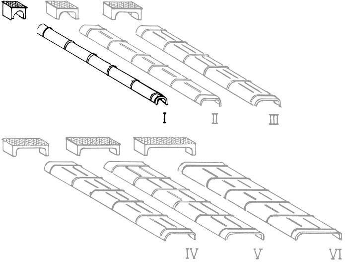 Spur 0 Blechkanäle und Rollenkästen für Seilzugleitungen in Größe I - Weinert 28071    günstig bestellen bei Modelleisenbahn Center  MCS Vertriebs GmbH