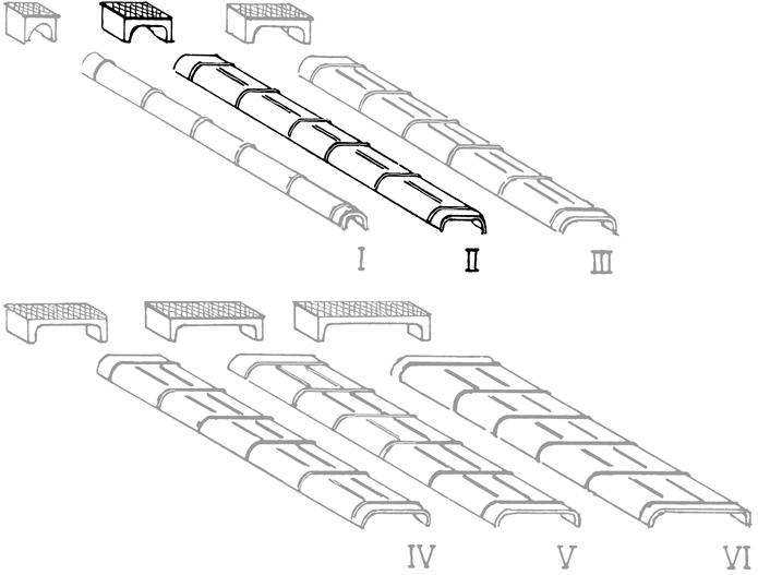 Spur 0 Blechkanäle und Rollenkästen für Seilzugleitungen in Größe II - Weinert 28072    günstig bestellen bei Modelleisenbahn Center  MCS Vertriebs GmbH
