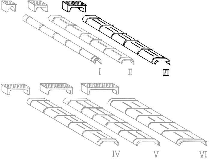Spur 0 Blechkanäle und Rollenkästen für Seilzugleitungen in Größe III - Weinert 28073    günstig bestellen bei Modelleisenbahn Center  MCS Vertriebs GmbH