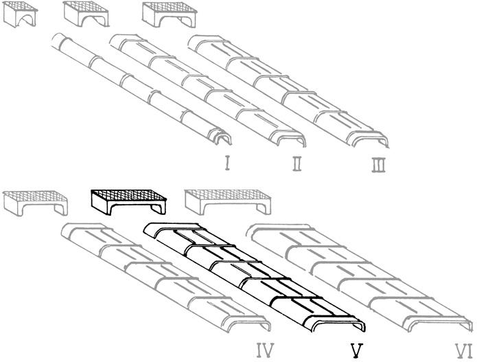 Spur 0 Blechkanäle und Rollenkästen für Seilzugleitungen in Größe V - Weinert 28075    günstig bestellen bei Modelleisenbahn Center  MCS Vertriebs GmbH