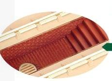 N Ziegelwände + Ziegelboden für Untersuchungsgrube 662-NB56F - Weinert 6979  | günstig bestellen bei Modelleisenbahn Center  MCS Vertriebs GmbH