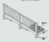 1:87 Brückenlaufweg, 2 Stück, 195x9mm-Weinert 3271  | günstig bestellen bei Modelleisenbahn Center  MCS Vertriebs GmbH