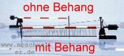 H0 Bahnschranken mit Behang für 9m Strassenbreite - Weinert 3340 1 Paar mit Läutewerk, Bakensatz und Motorantrieb - Bausatz | günstig bestellen bei Modelleisenbahn Center  MCS Vertriebs GmbH