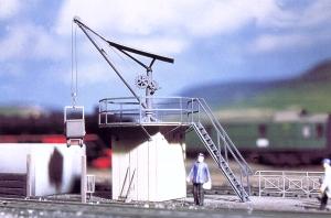 Weinert 3387 Hand-Bekohlungskran für kleinere BWs  | günstig bestellen bei Modelleisenbahn Center  MCS Vertriebs GmbH