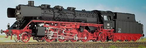DB BR 41 mit Altbaukessel und Witte-Windleitblechen, Kohletender – Weinert  - mit NEM-Radsätzen | günstig bestellen bei Modelleisenbahn Center  MCS Vertriebs GmbH