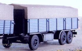1:87 Anhänger 3-achsig mit hoher Rückwand - Weinert 4336  | günstig bestellen bei Modelleisenbahn Center  MCS Vertriebs GmbH