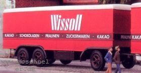 1:87 Anhänger 3-achs., Kofferaufbau (passend zu Krupp Titan 4504) - Weinert 4505  | günstig bestellen bei Modelleisenbahn Center  MCS Vertriebs GmbH