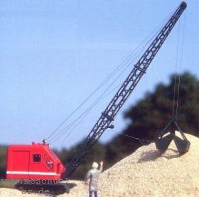 1:87 O & K Kettenbagger mit 8m-Gitterausleger - Weinert 4524  | günstig bestellen bei Modelleisenbahn Center  MCS Vertriebs GmbH